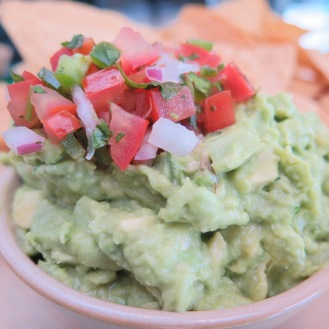 Chips and Guacamole (obvi)